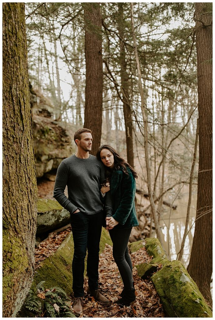Grand Ledge Engagement Session